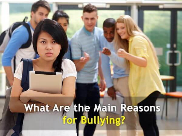 What Are the Main Reasons for Bullying